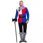 Disfraces Guerrero Medieval de Halloween para Hombre