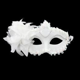 Máscara de Cristal de Encaje de Decoraciones de Halloween