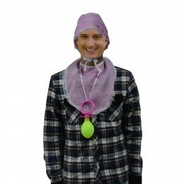 Equipo de Chupete Divertido de Decoraciones de Halloween