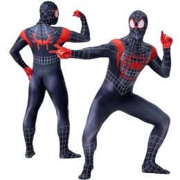 Disfraces Mono de Araña Negra Pequeña de Halloween para Hombre