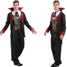 Disfraz de Vampiro para Halloween Barón Guapo