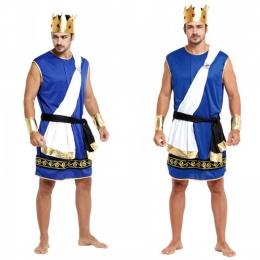 Trajes Romanos Soldado Forma Zeus Griego