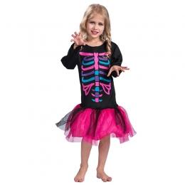 Disfraces de Esqueleto Halloween para Niños