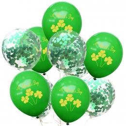 Globos del Festival Irlandés Decoración de Vacaciones