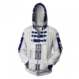 Ideas Divertidas de Disfraces de Halloween Robot R2-D2