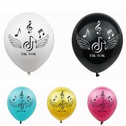 Nota Musical Impresión Globo Cumpleaños Decoración