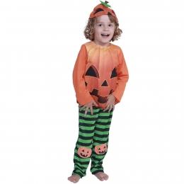 Disfraces de Calabaza Clásico Infantiles de Halloween