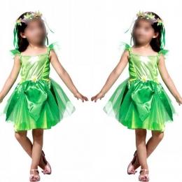 Disfraces de Hadas Niños Verdes Traviesos