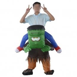 Monstruo Disfraces de Halloween Inflables