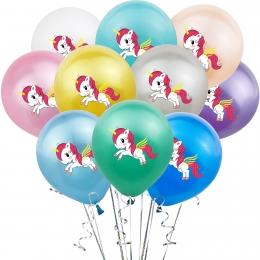 Globo Unicornio de Color Sólido Globos de Cumpleaños