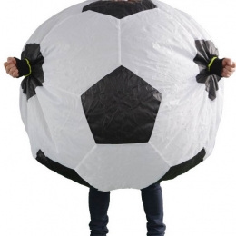 Disfraces de Fútbol Hinchables Mundial