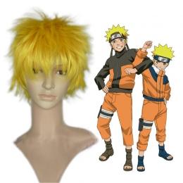 Pelucas Cosplay Uzumaki Naruto