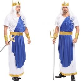 Trajes Romanos Soldado Griego Poseidón