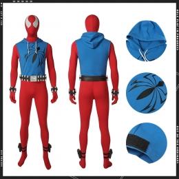 Disfraces de Araña Escarlata Ben Reilly Cosplay - Personalizado