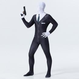 Cuerpo Manchada Negro Disfraces Divertidos