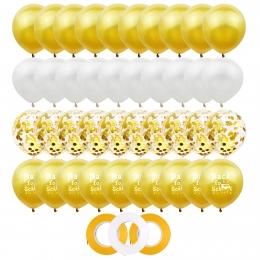Traje de Globo de Confeti de Decoraciones de Graduación