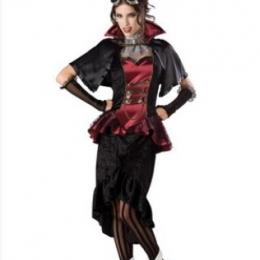 Disfraces de Halloween Vestido Noble de Lujo