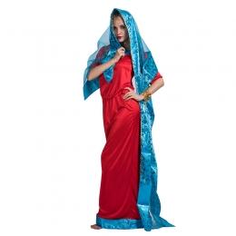 Disfraces de Bollywood Vestido de Estrella Halloween para Mujer