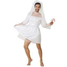 Disfraces Vestido de Boda de Halloween para Hombres