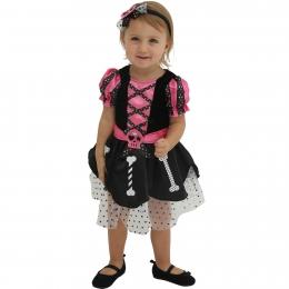 Disfraces de Calavera para Bebé Falda de Halloween