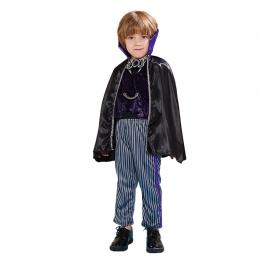 Disfraces Vampiro Morado Traje de Halloween para Bebés