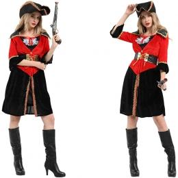 Disfraz de Capitán Garfio Precioso Vestido de Mujer