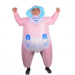 Muñeca de Sumo Bebé Disfraces Inflables