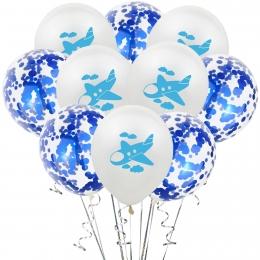Avión Nube Blanca Globo Cumpleaños Decoración