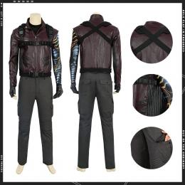 Disfraces de Héroe Falcon And The Winter Soldier Cosplay