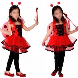 Animales de Mariquita Roja Disfraces de Halloween