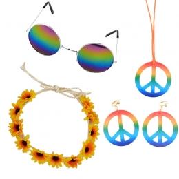 Equipo de Hippie Decoraciones de Halloween