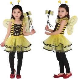 Disfraces de Animales para Niñas Abeja Amarilla