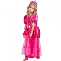 Disfracesde Disney Vestido de Princesa Roja de Halloween
