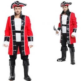 Disfraces de Piratas del Caribe Traje Guapo